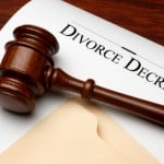 the divorce is almost final