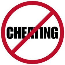 avoid cheating