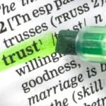 do you trust your partner