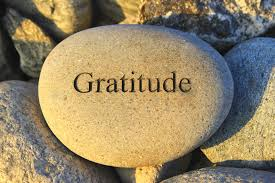 cultivating an attitude of gratitude