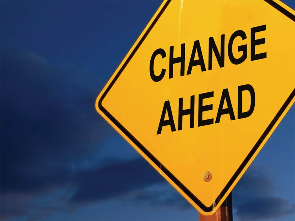 Change Within Before You Can Change Without