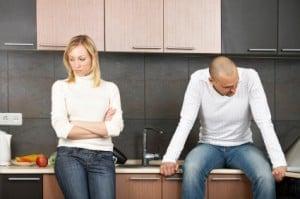 separation after an affair