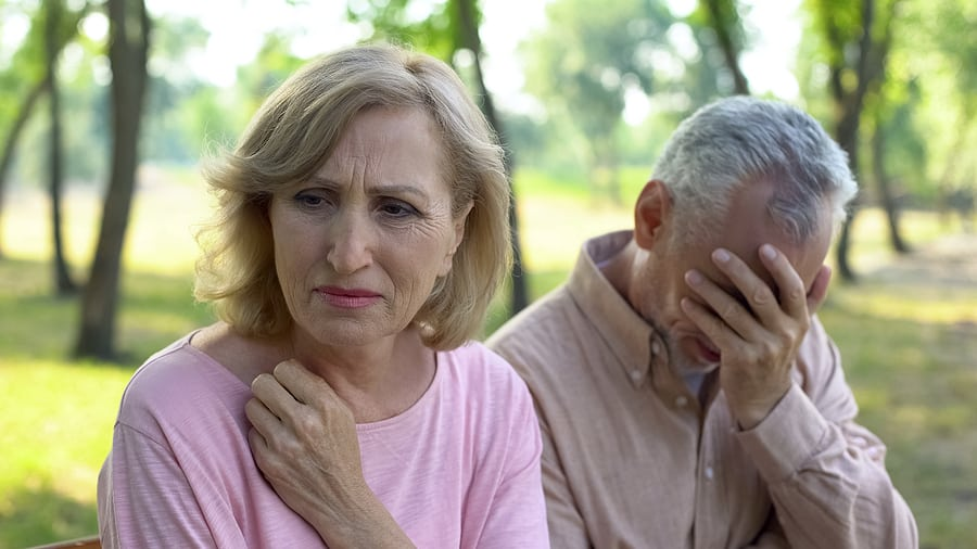After the Affair:  Resentment Lingers