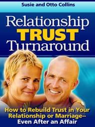 rebuild trust after an affair