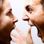 anger after the affair