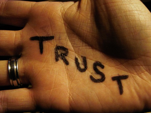 trust after an affair