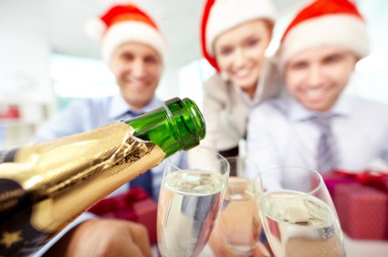 Workplace Infidelity – The Company Christmas Party
