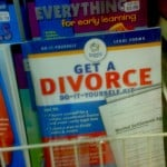 jealous of divorce