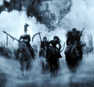 The Four Horsemen of the Apocalypse Will Destroy Your Marriage