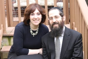 Rivka and Shlomo Slatkin