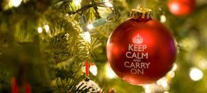 Christmas calm
