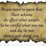 selfish quote