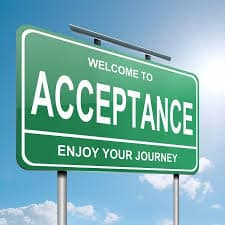 acceptance myth