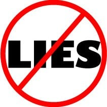 No More Lies, Please!