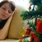 christmas depressed