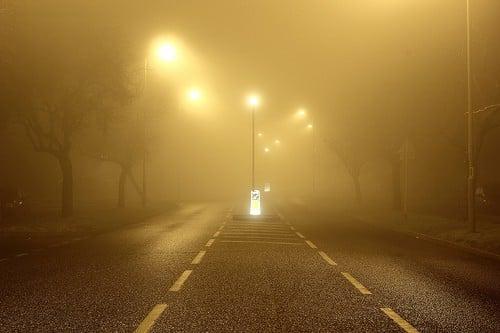 the affair fog