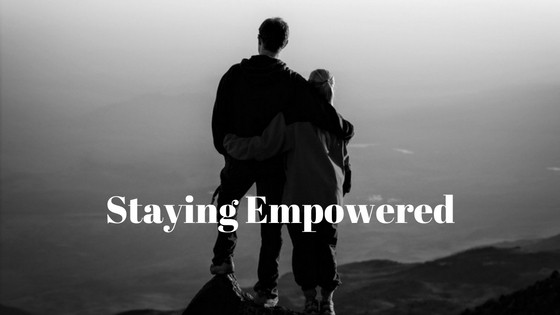 You Have the Power – Staying Empowered Through the Holidays and Beyond