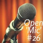 Open Mic Discussion
