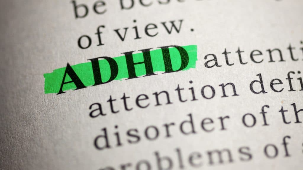 adhd and marriage issues