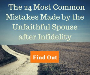 The Five Cheater Phases After an Affair is Discovered