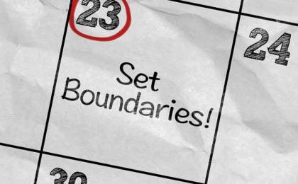 boundaries after betrayal