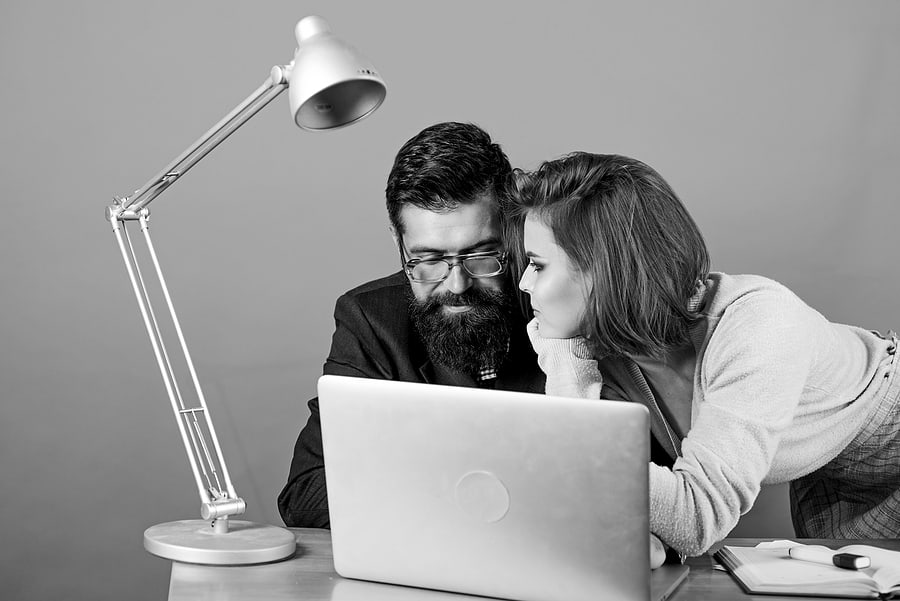 All About Work Affairs: If You Feel a Cringe When Your Spouse's Colleague is Around, Take Note